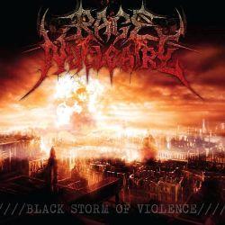 Rage Nucléaire - Black Storm of Violence