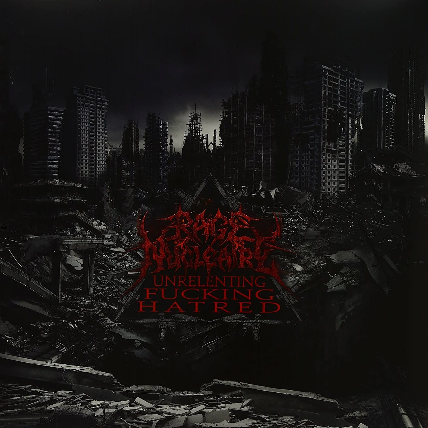 Review for Rage Nucléaire - Unrelenting Fucking Hatred