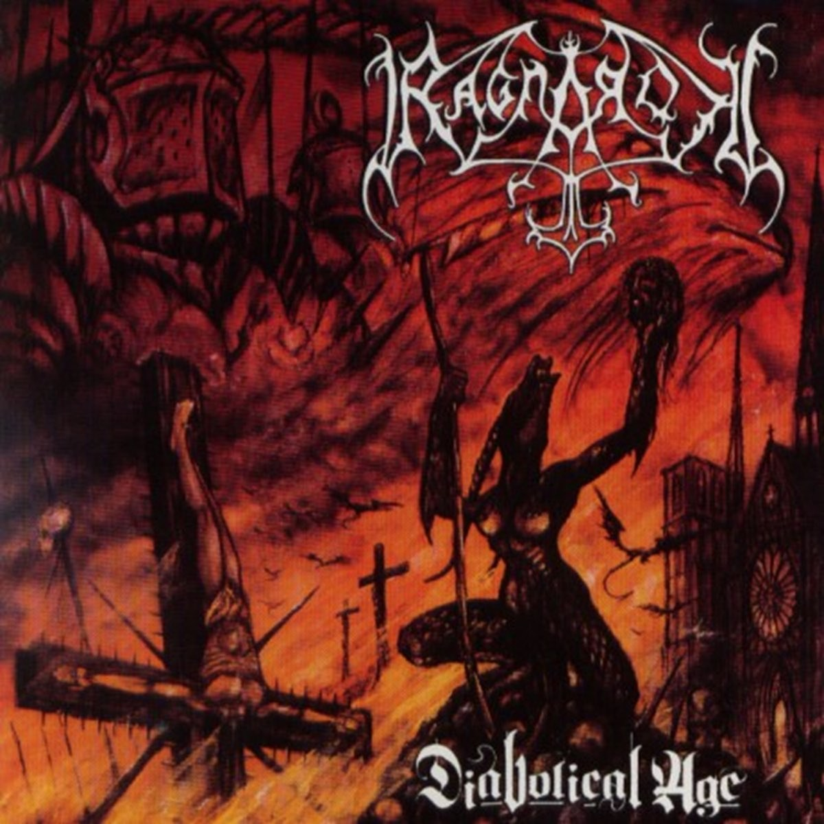Review for Ragnarok (NOR) - Diabolical Age