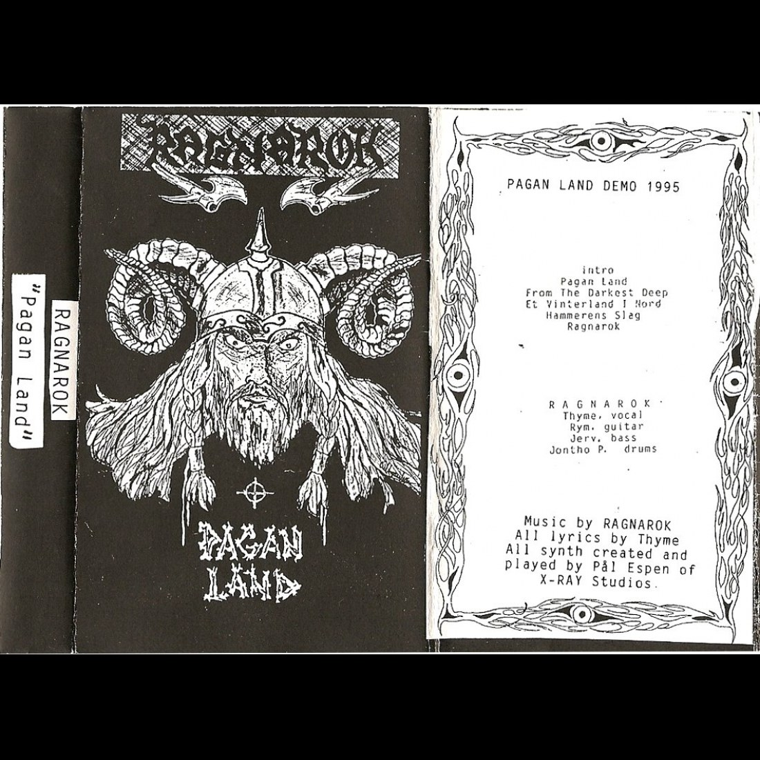 Review for Ragnarok (NOR) - Pagan Land