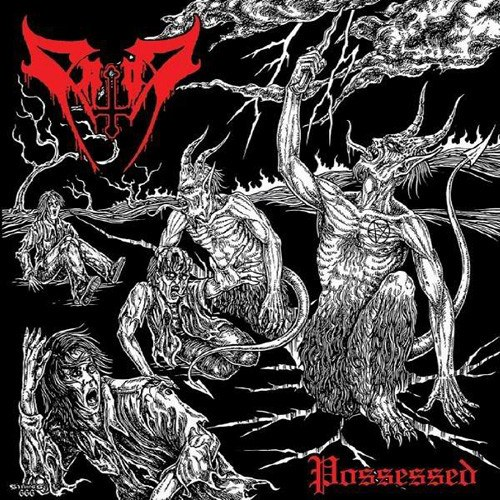 Best Malaysian Black Metal album: 'Rator - Possessed'