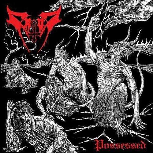Best Malaysian Black Metal album: Rator - Possessed