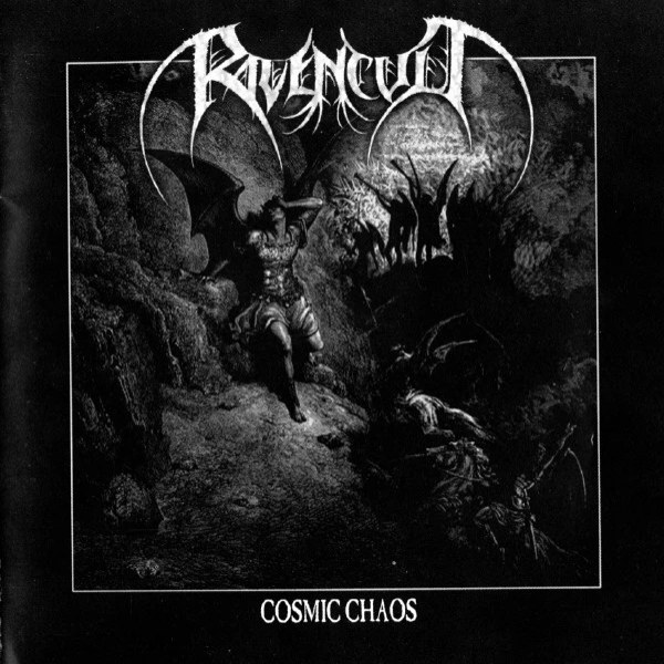 Review for Ravencult - Cosmic Chaos