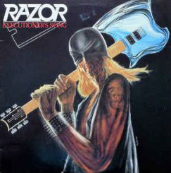 Review for Razor - Executioner's Song