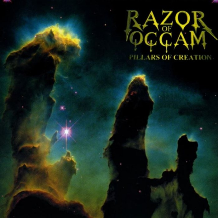 Review for Razor of Occam - Pillars of Creation