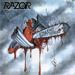 Review for Razor - Violent Restitution