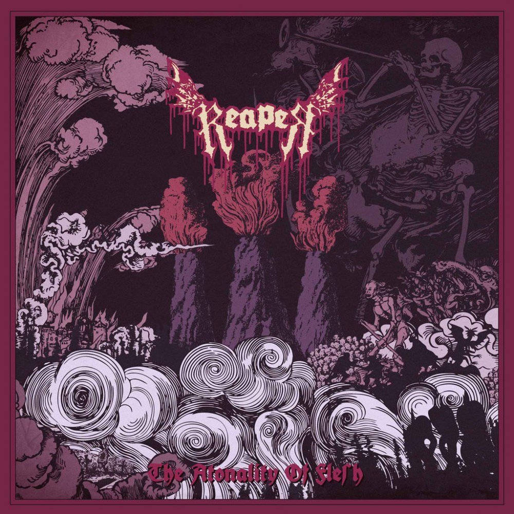 Reviews for Reaper (SWE) - The Atonality of Flesh