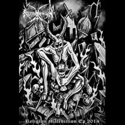 Review for Religion Malediction - EP 2014