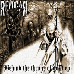 Revogar - Behind the Throne of God