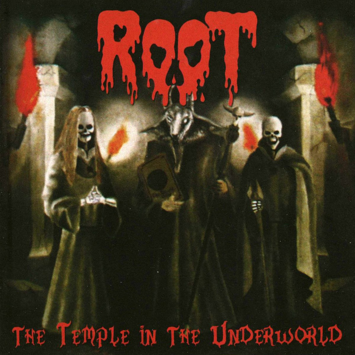 Review for Root - The Temple in the Underworld