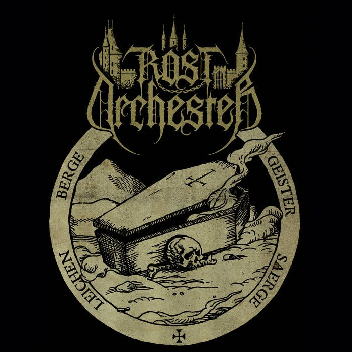 Reviews for Rostorchester - Geister - Särge - Leichen - Berge