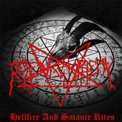 Reviews for Rotten Blasphemy - Hellfire and Satanic Rites