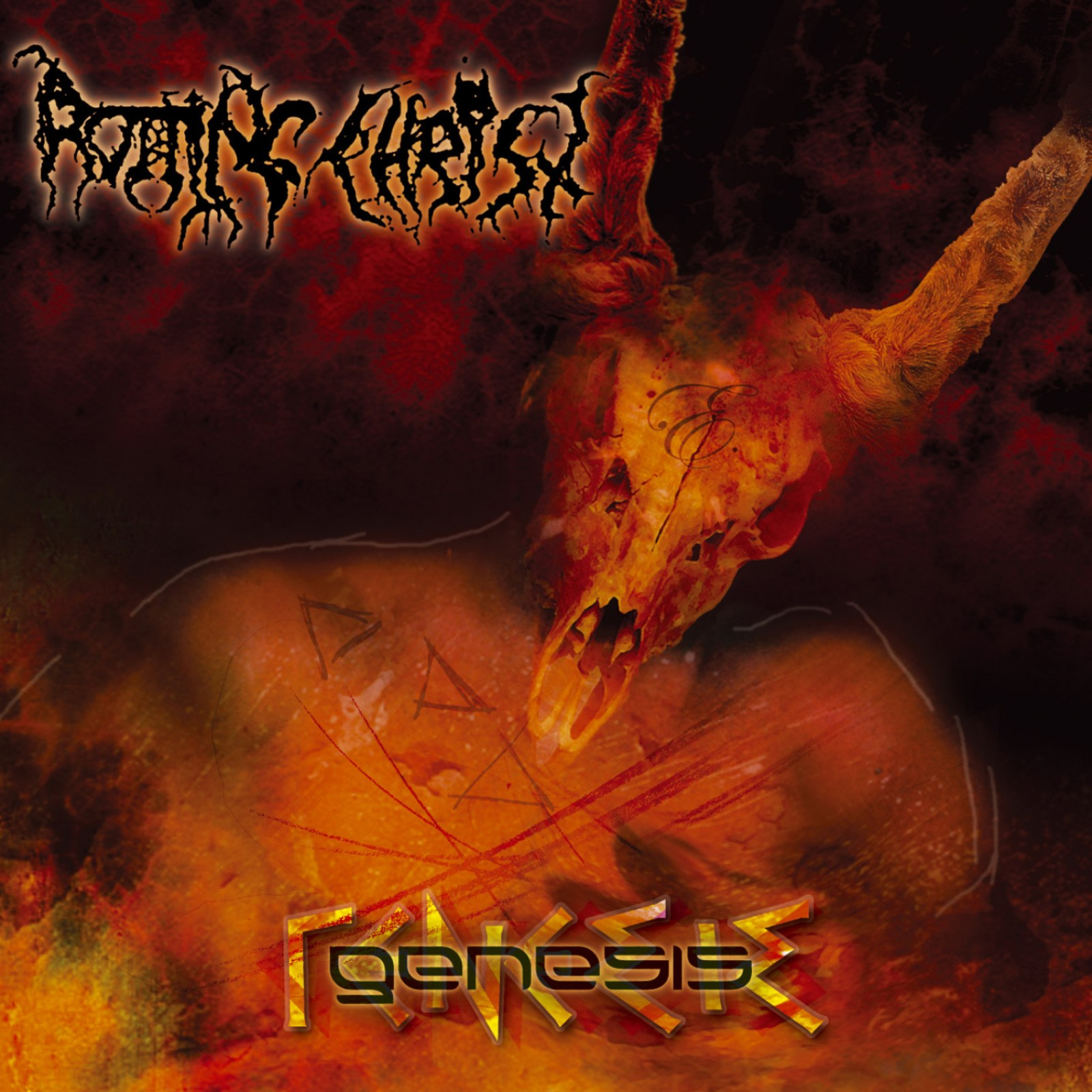 Review for Rotting Christ - Genesis