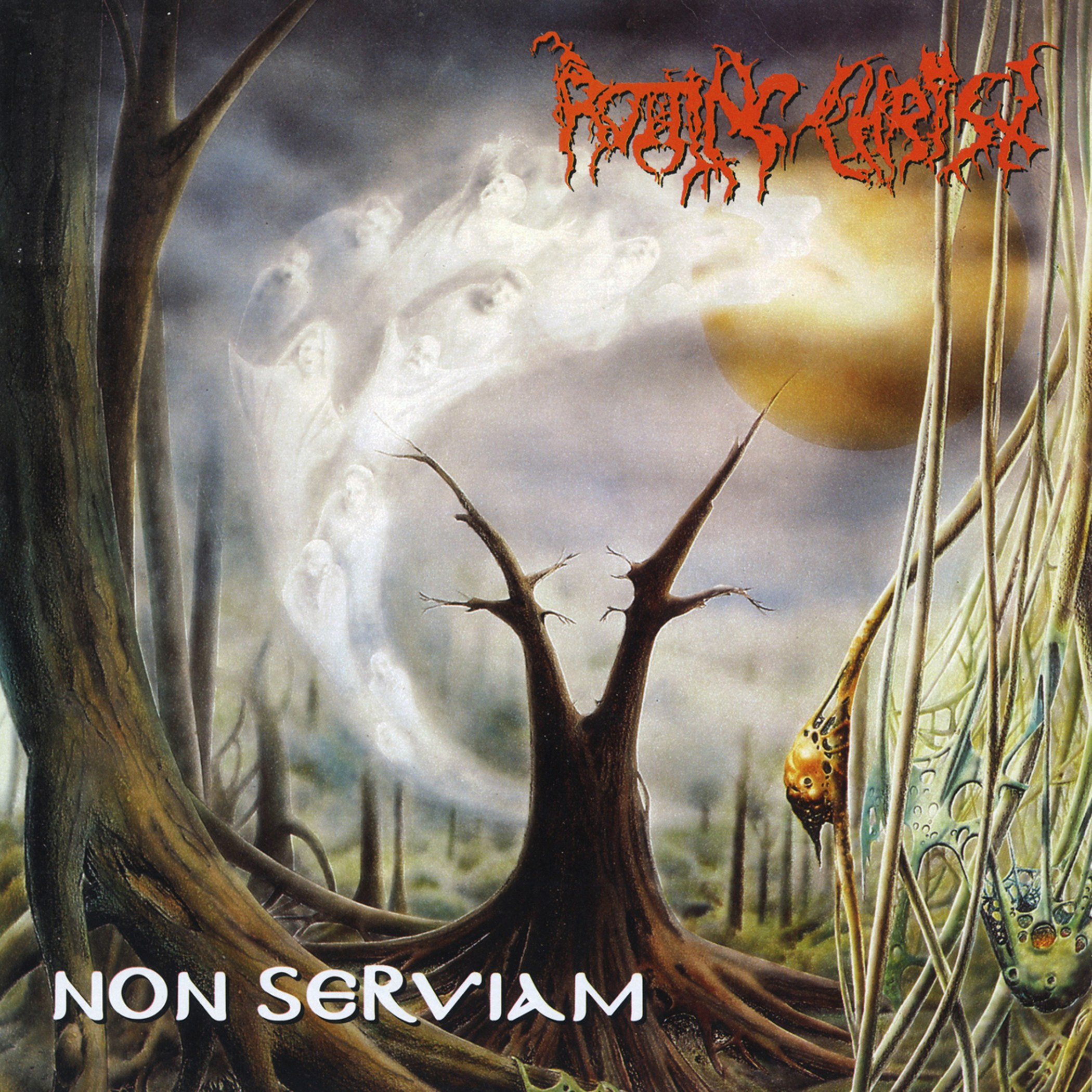 Review for Rotting Christ - Non Serviam