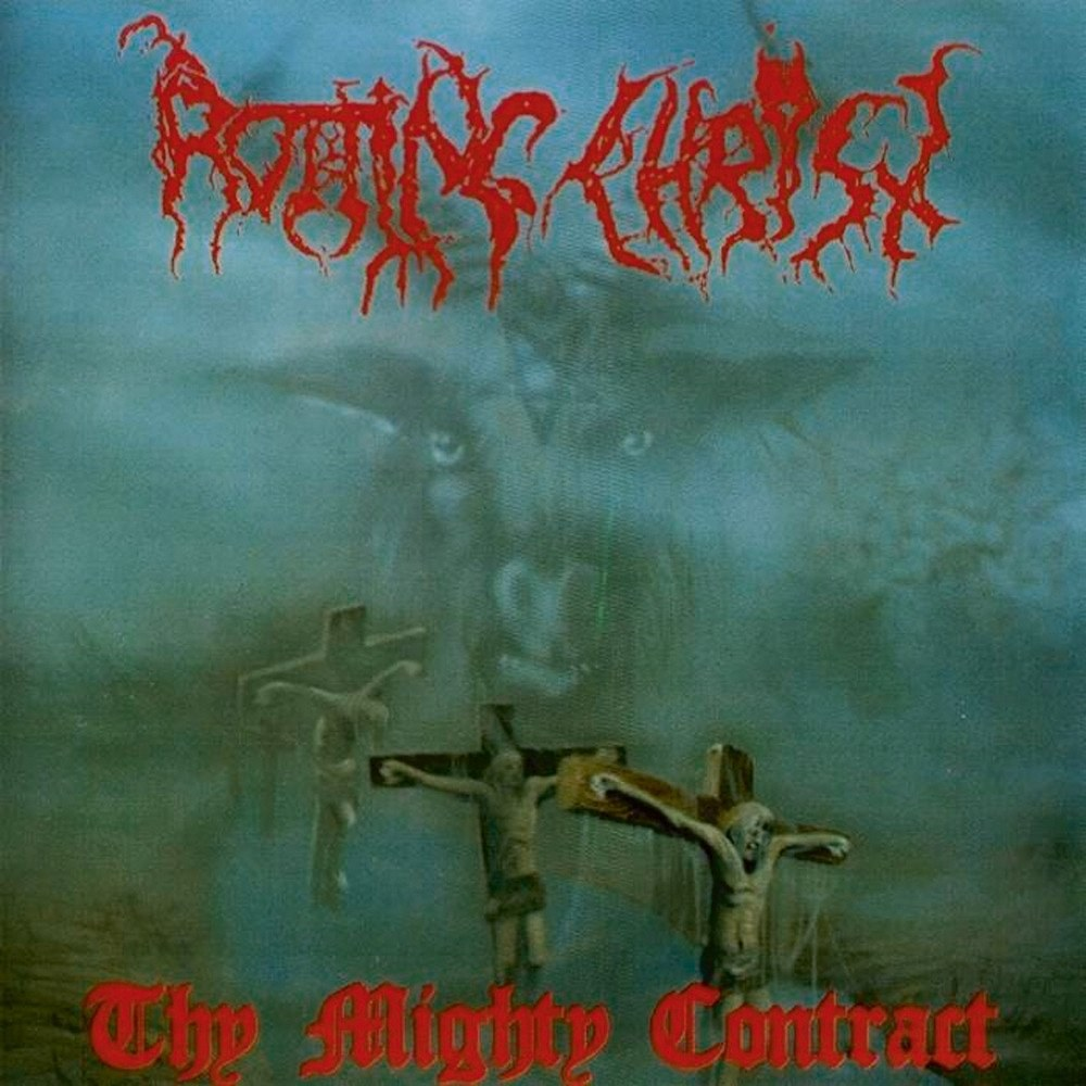 Review for Rotting Christ - Thy Mighty Contract
