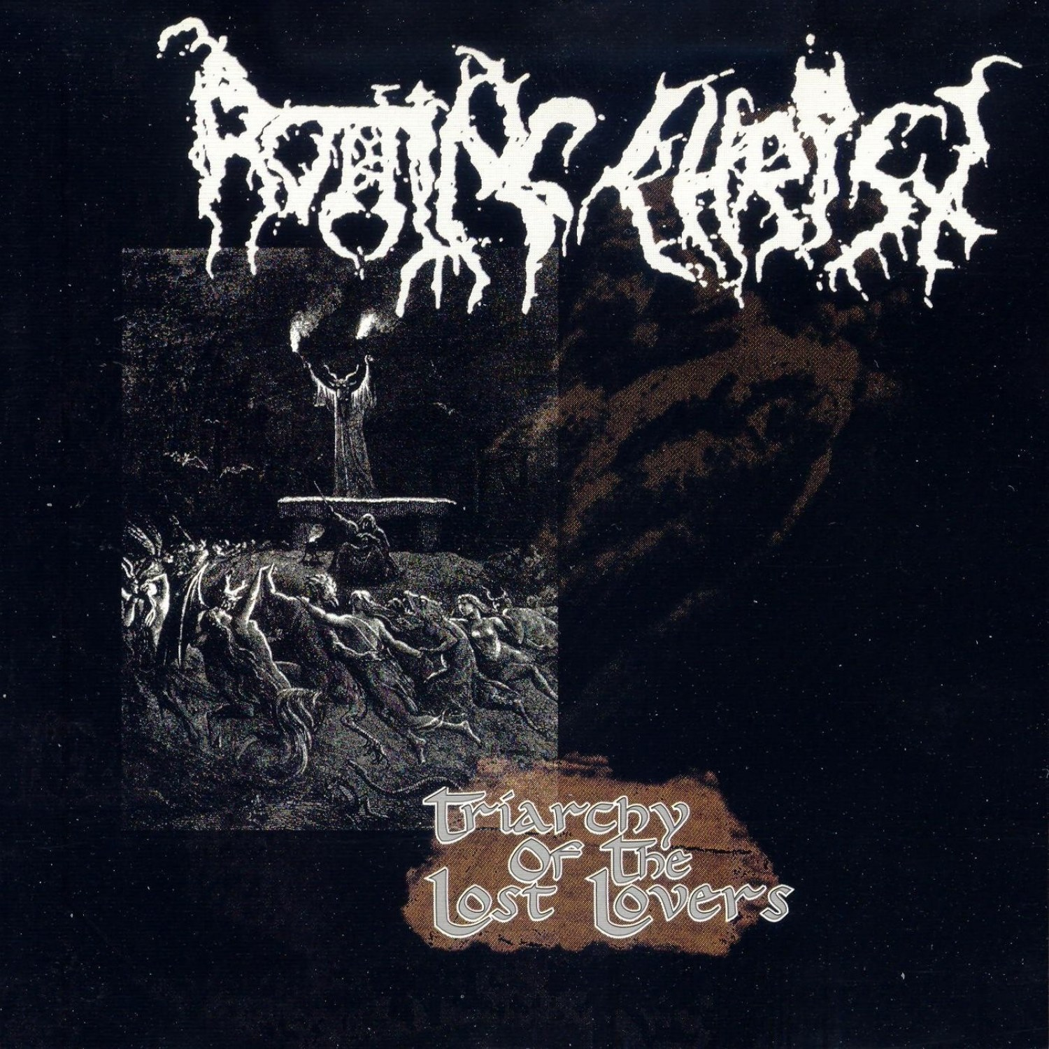 Review for Rotting Christ - Triarchy of the Lost Lovers