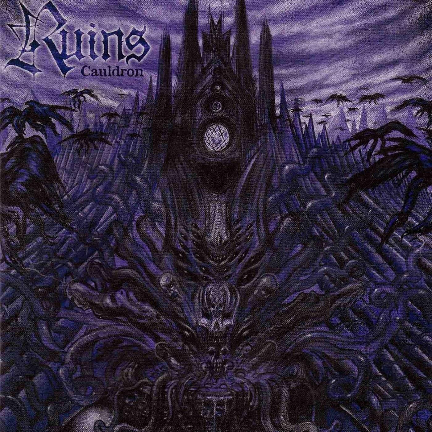 Review for Ruins (AUS) - Cauldron