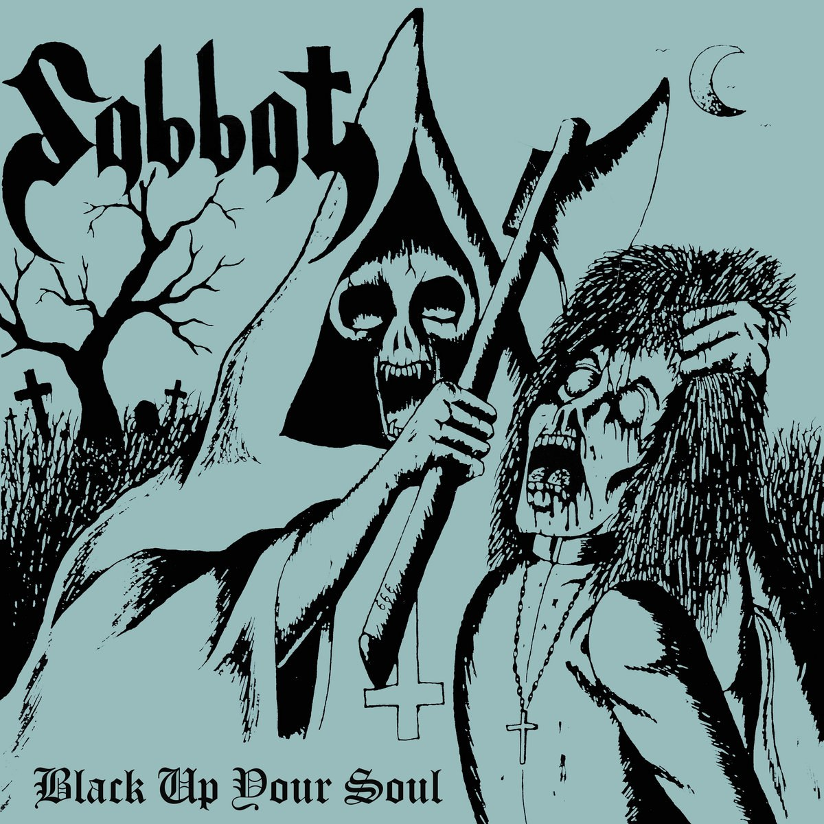 Review for Sabbat - Black Up Your Soul