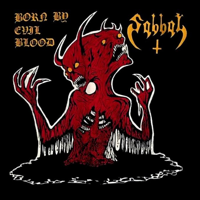 Review for Sabbat - Born by Evil Blood