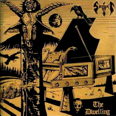 Best Japanese Black Metal album: 'Sabbat - The Dwelling'
