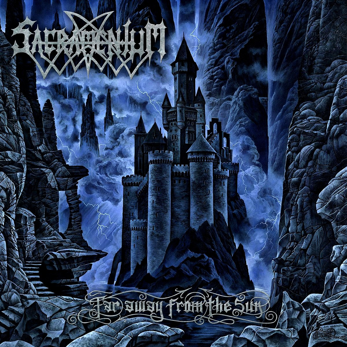 Review for Sacramentum - Far Away from the Sun