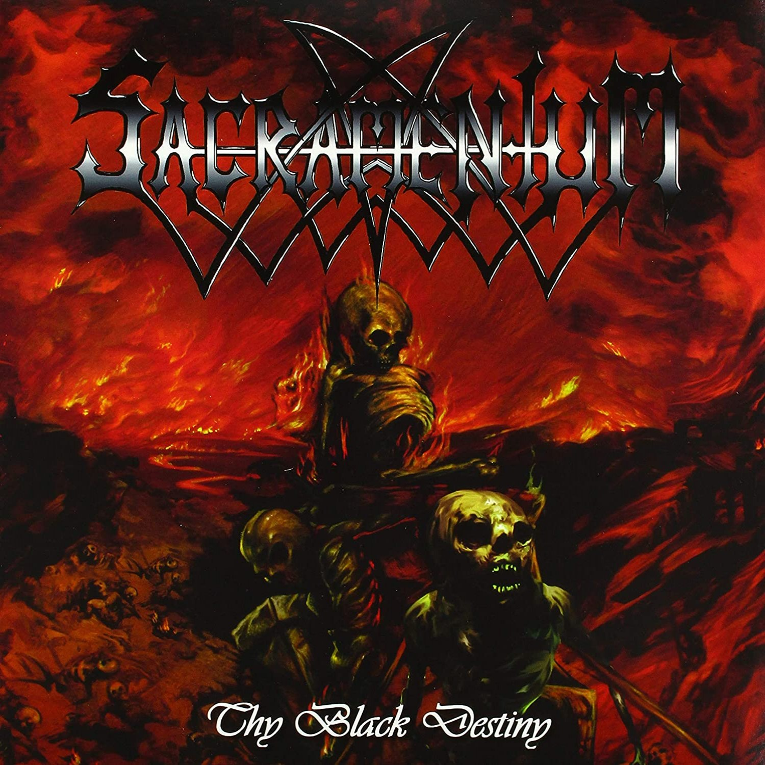 Review for Sacramentum - Thy Black Destiny
