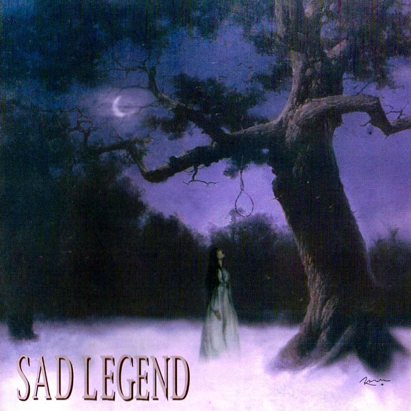 Review for Sad Legend - Sad Legend