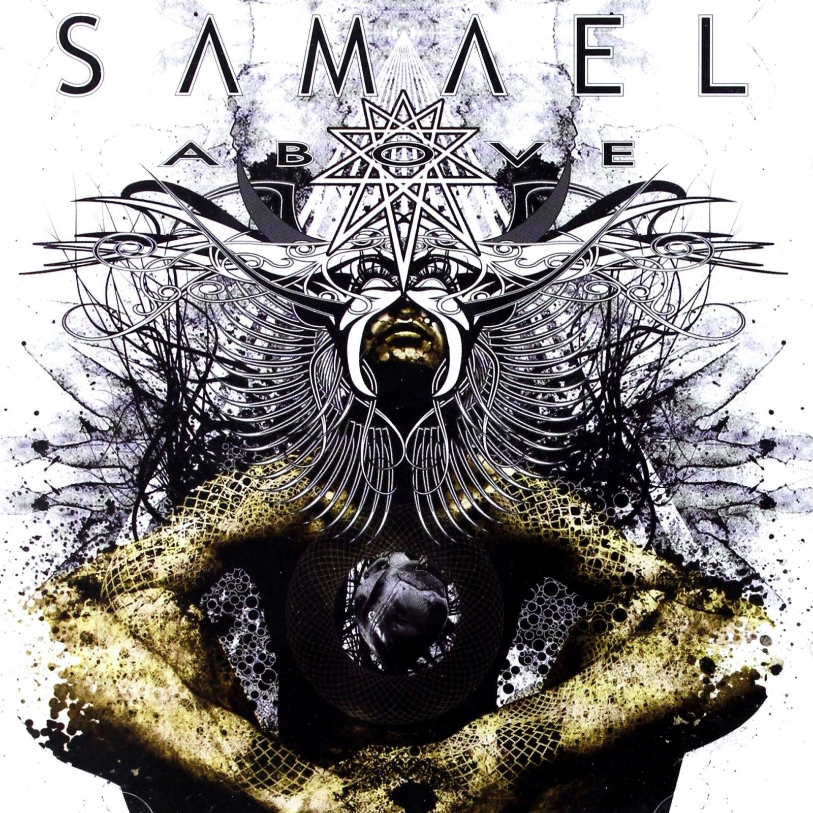 "Samael released ""Above"", their eighth studio album."