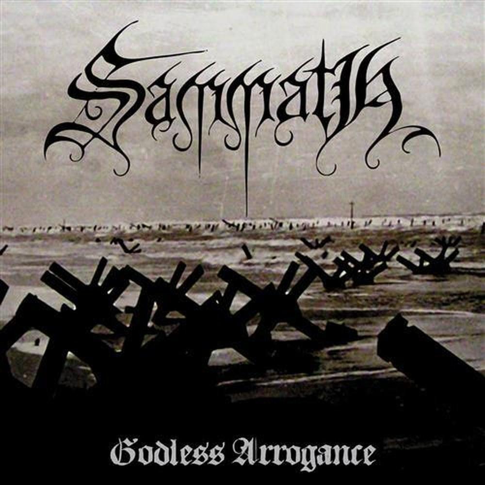 Reviews for Sammath - Godless Arrogance