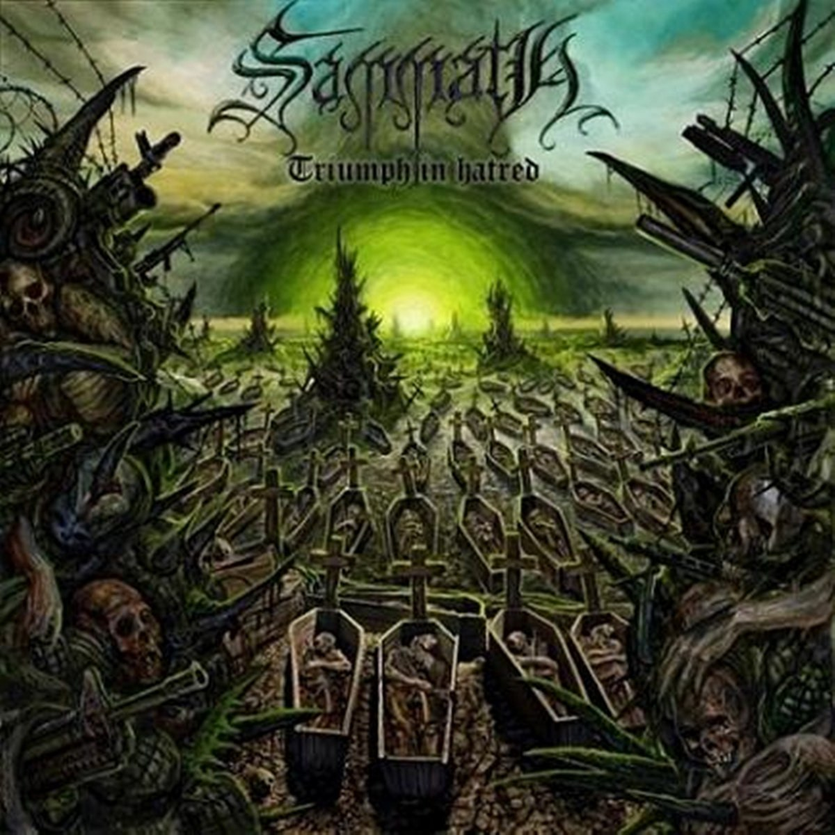 Review for Sammath - Triumph in Hatred