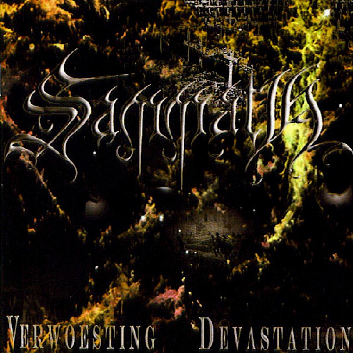 Reviews for Sammath - Verwoesting / Devastation