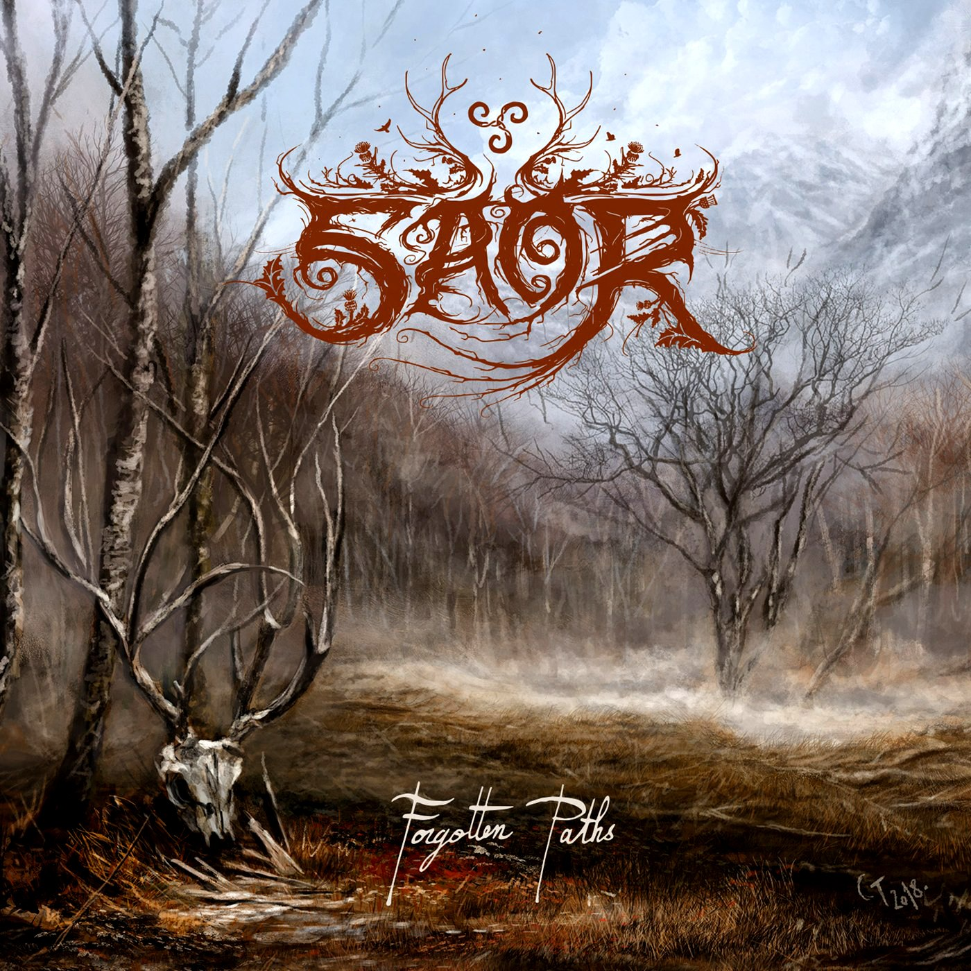 Review for Saor - Forgotten Paths