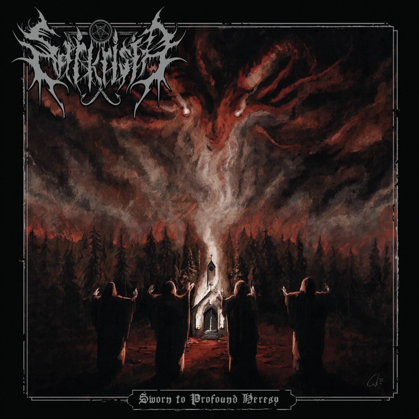 Sarkrista - Sworn to Profound Heresy