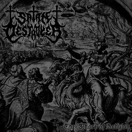 Satan Destroyer - The Whore of Babylon