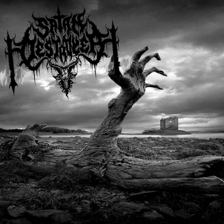 Reviews for Satan Destroyer - Witches Drowned in a River of Stone