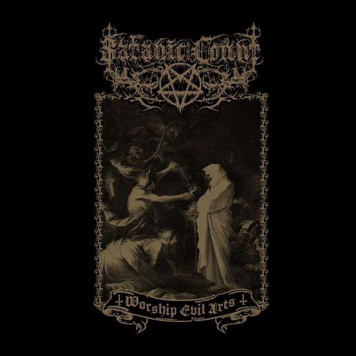 Review for Satanic Count - Worship Evil Arts