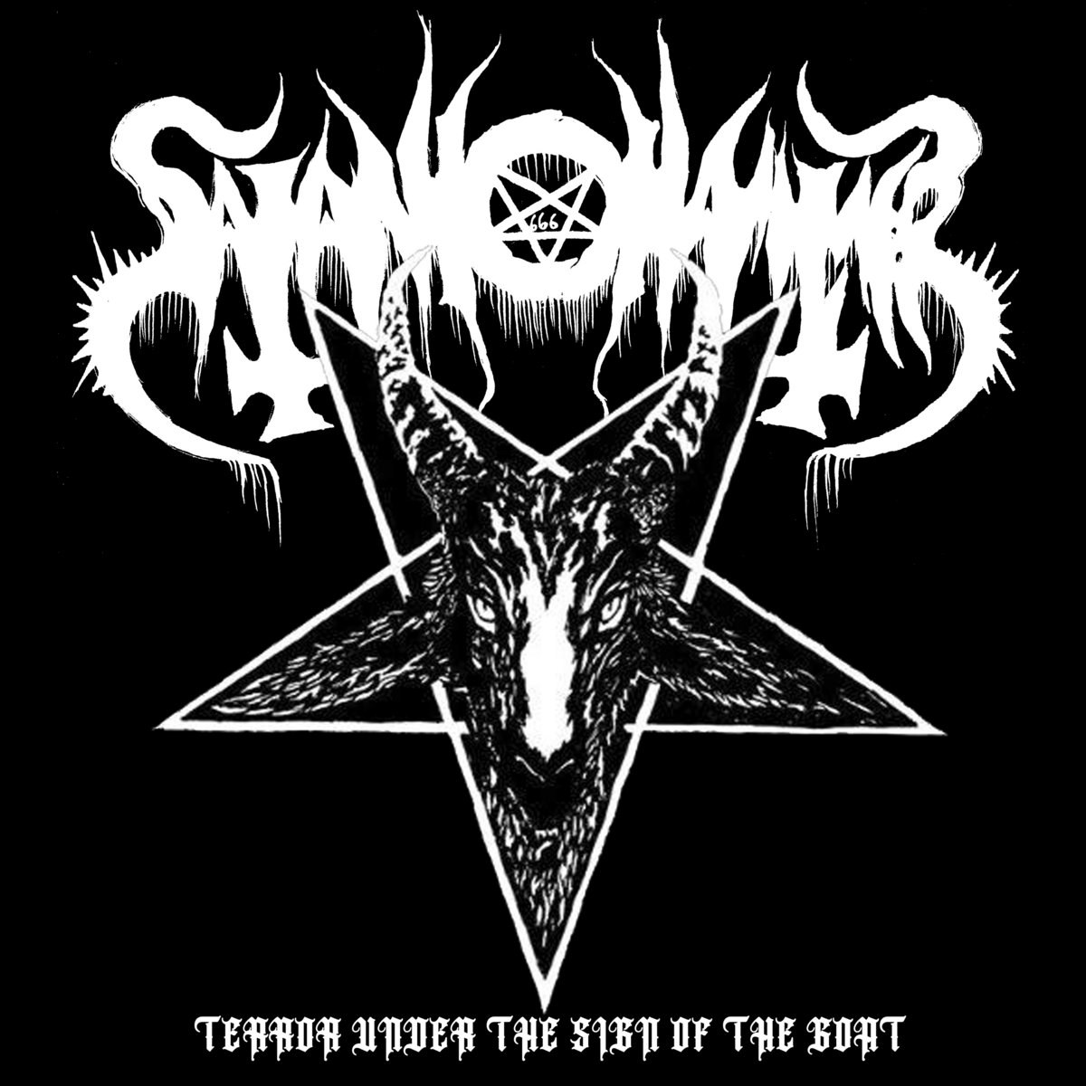 Satanic Hammer - Terror Under the Sign of the Goat