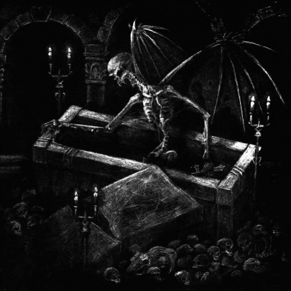 Review for Satanic Warmaster - Luciferian Torches