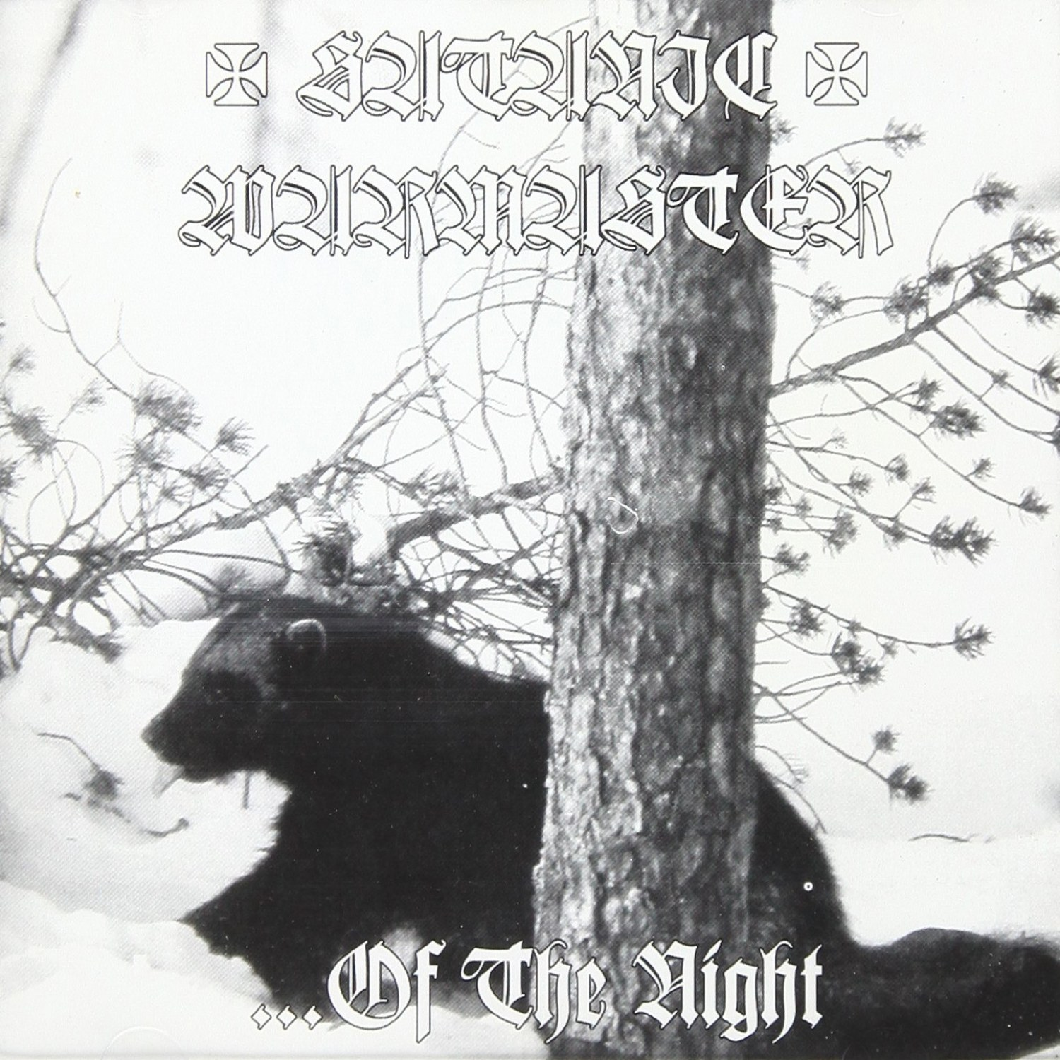 Review for Satanic Warmaster - ...of the Night