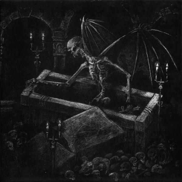 Review for Satanic Warmaster - Ondskapens Makt - Forgotten Graves