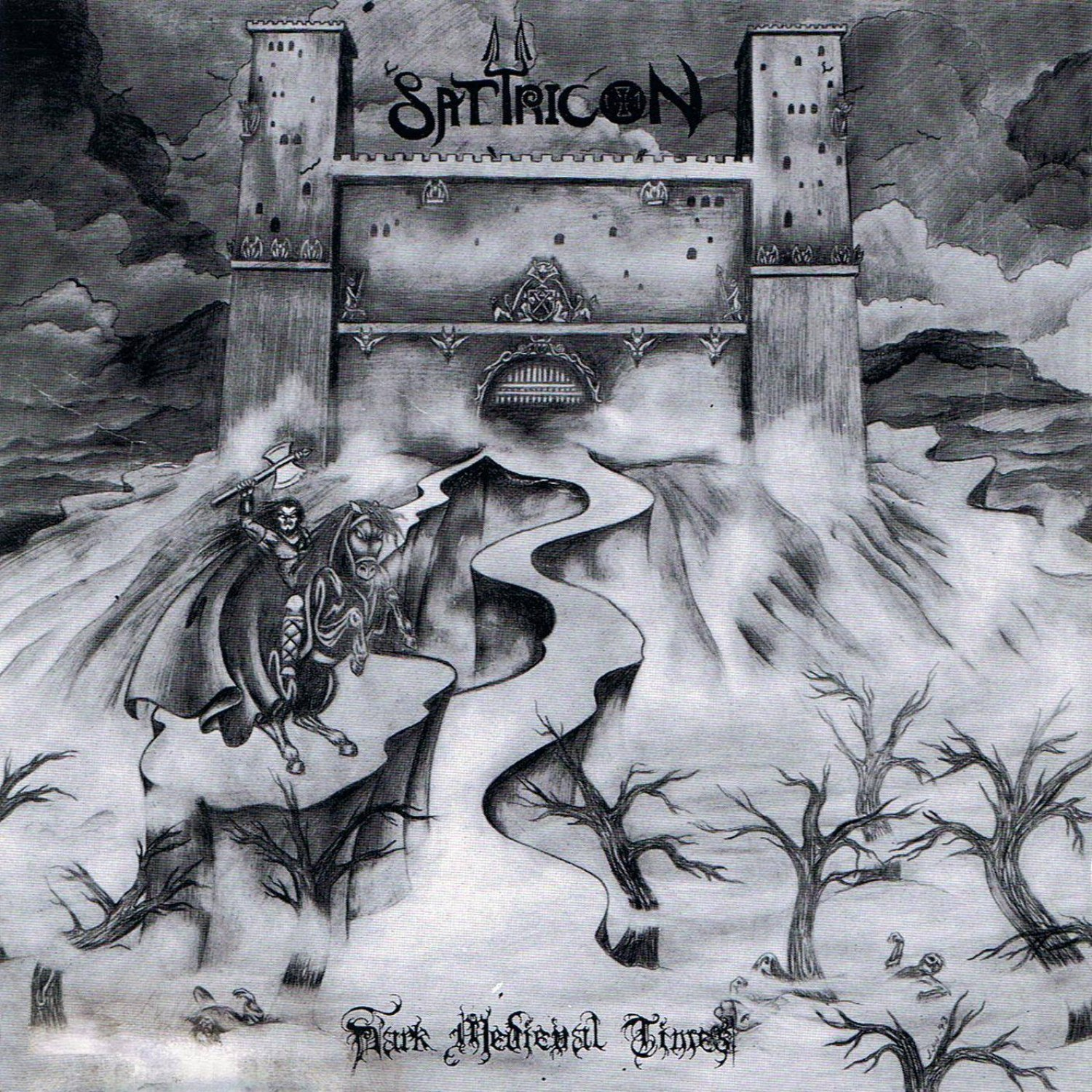Review for Satyricon - Dark Medieval Times