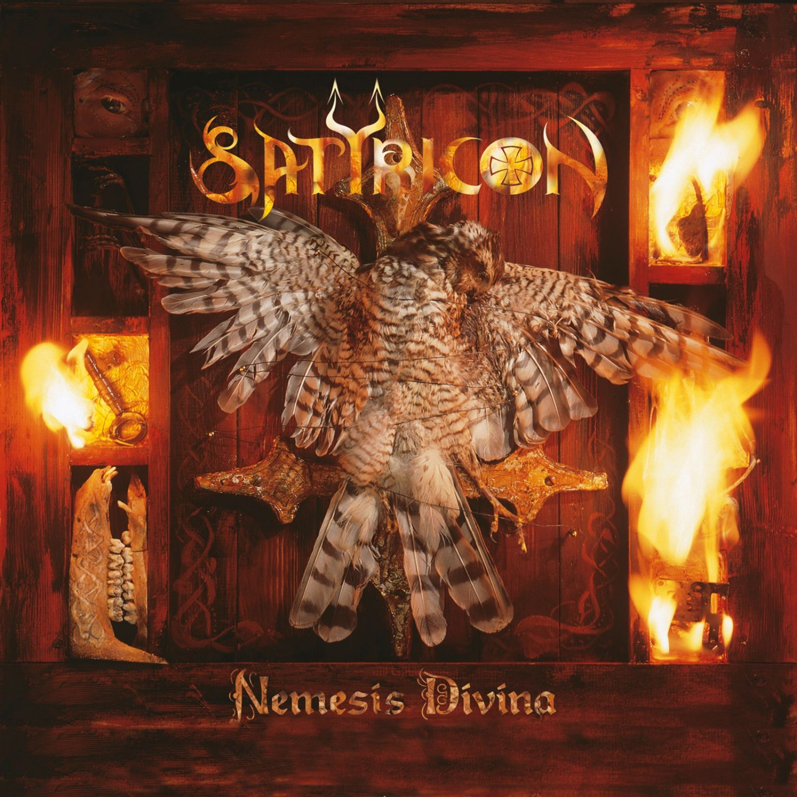 Review for Satyricon - Nemesis Divina