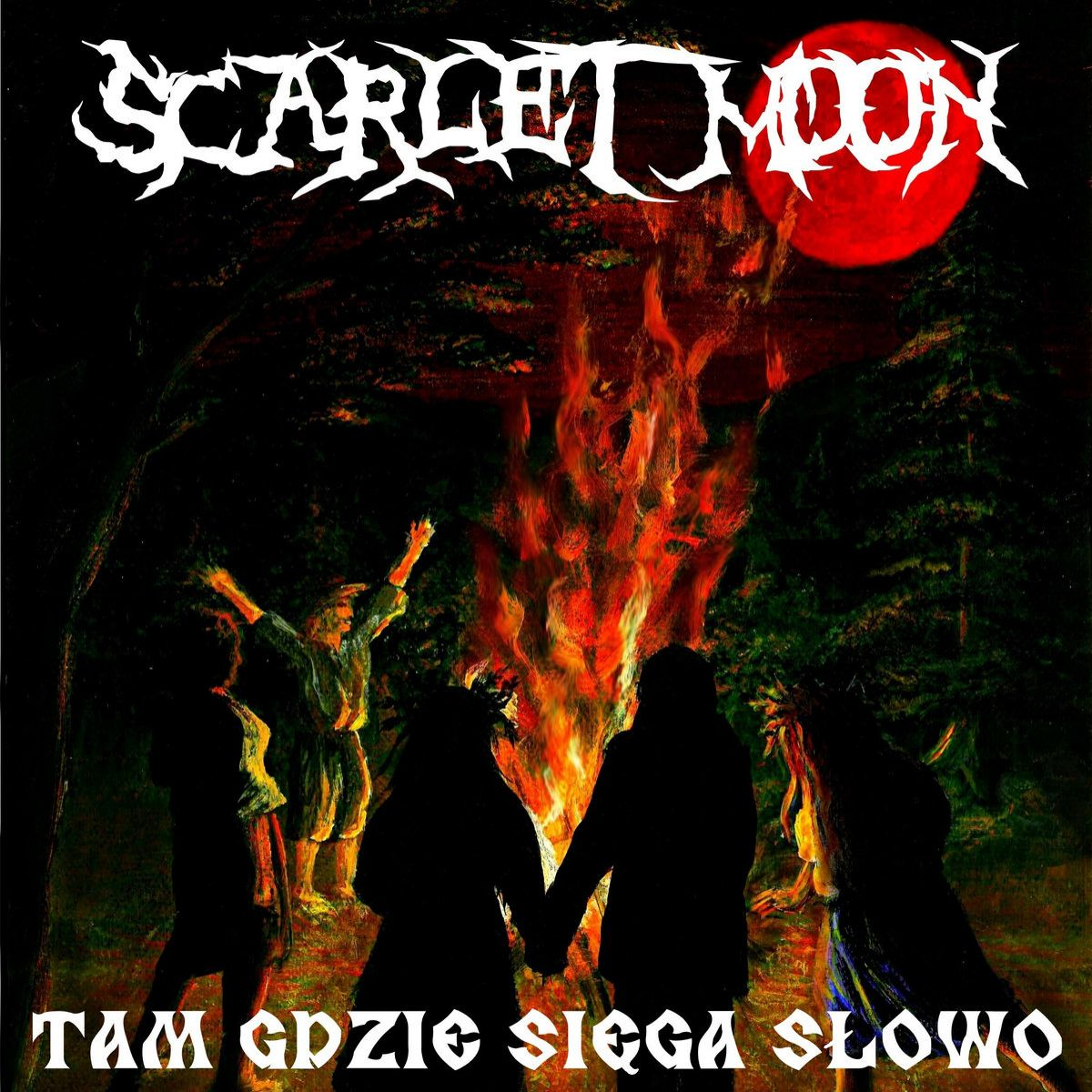 Reviews for Scarlet Moon - Tam Gdzie Sięga Słowo