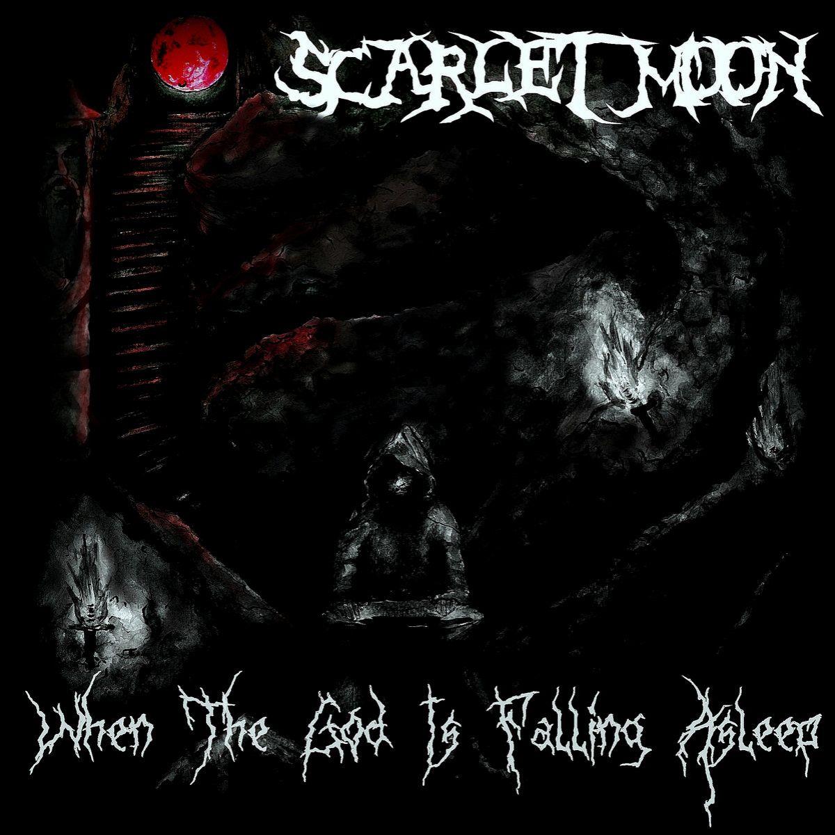 Scarlet Moon - When the God Is Falling Asleep