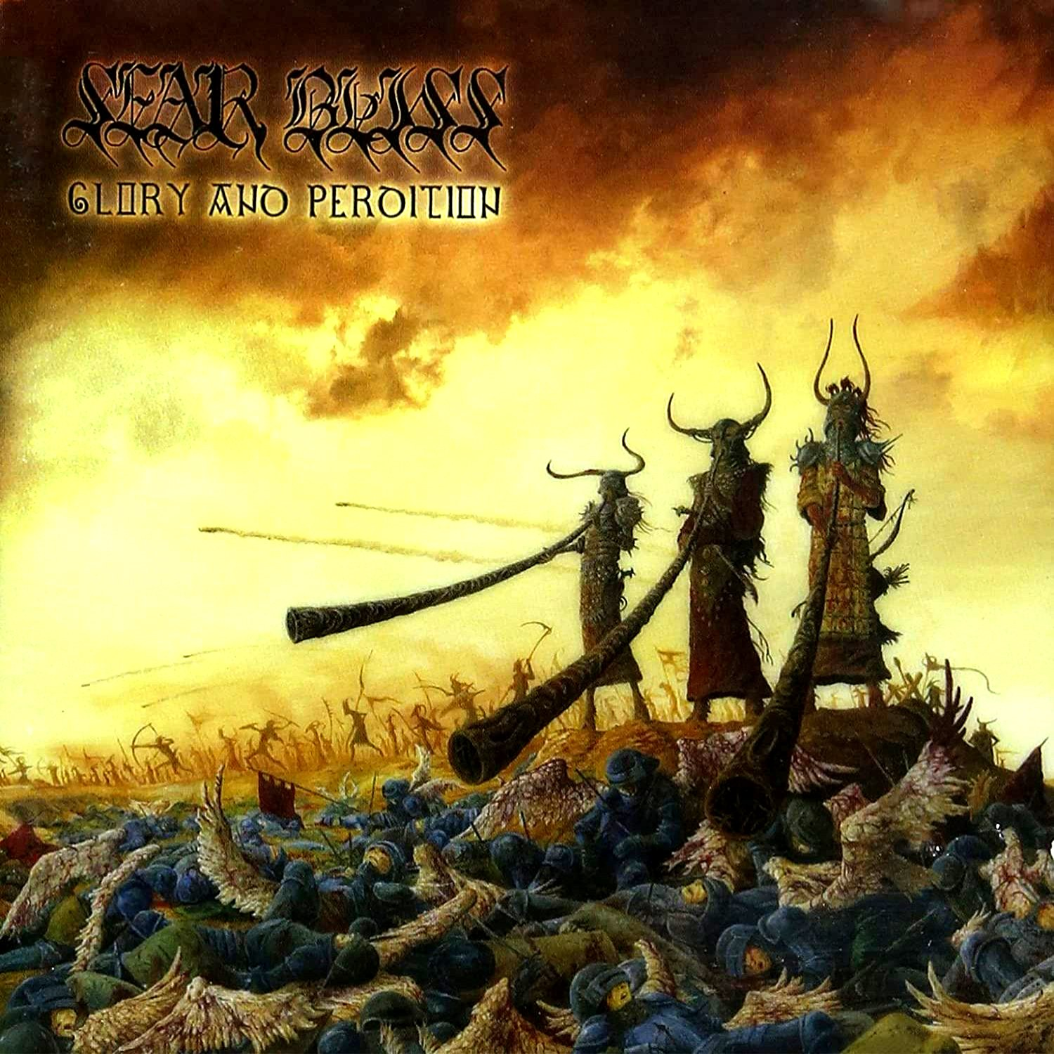 Review for Sear Bliss - Glory and Perdition