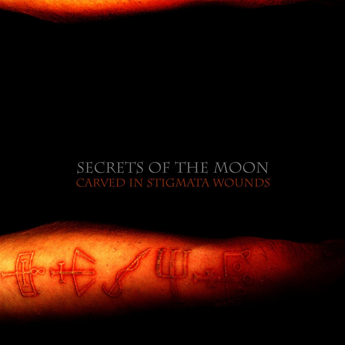 Reviews for Secrets of the Moon - Carved in Stigmata Wounds