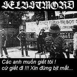 Review for Selbstmord (VNM) - Các Anh Muốn Giết Tôi! Cứ Giết Ði!!! Xin Ðừng Bịt Mắt...
