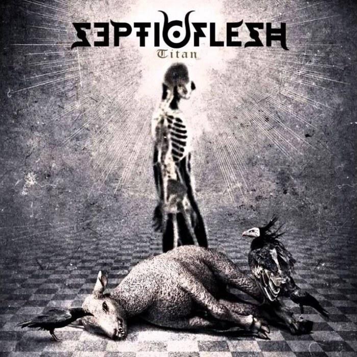 Reviews for Septicflesh - Titan