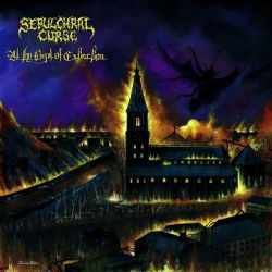 Reviews for Sepulchral Curse - At the Onset of Extinction