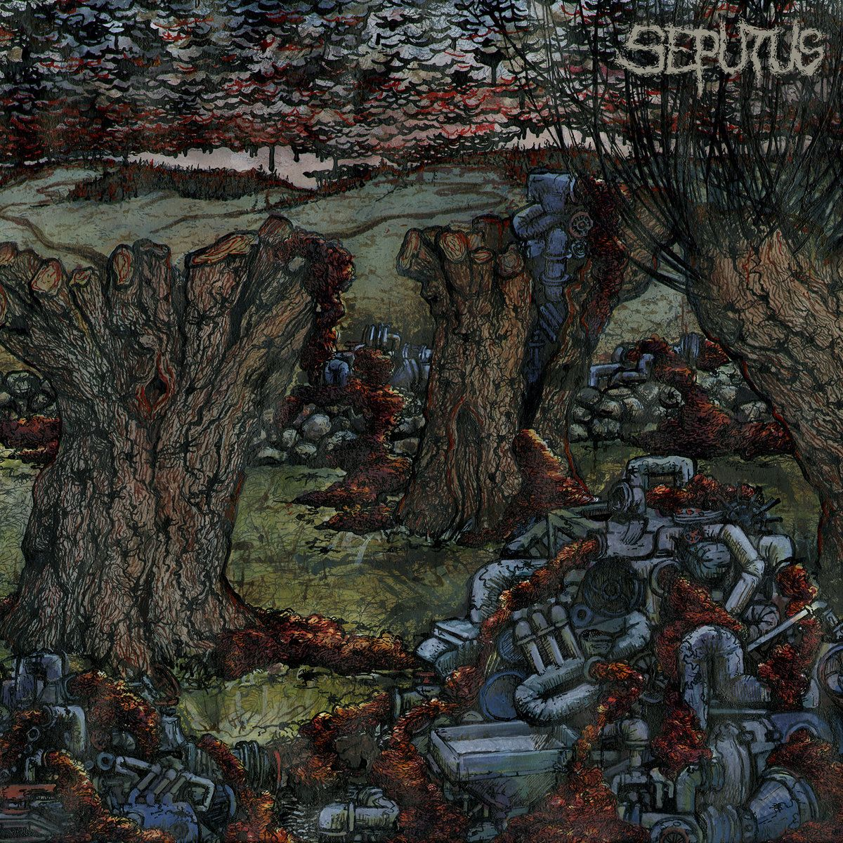 Reviews for Seputus - Man Does Not Give